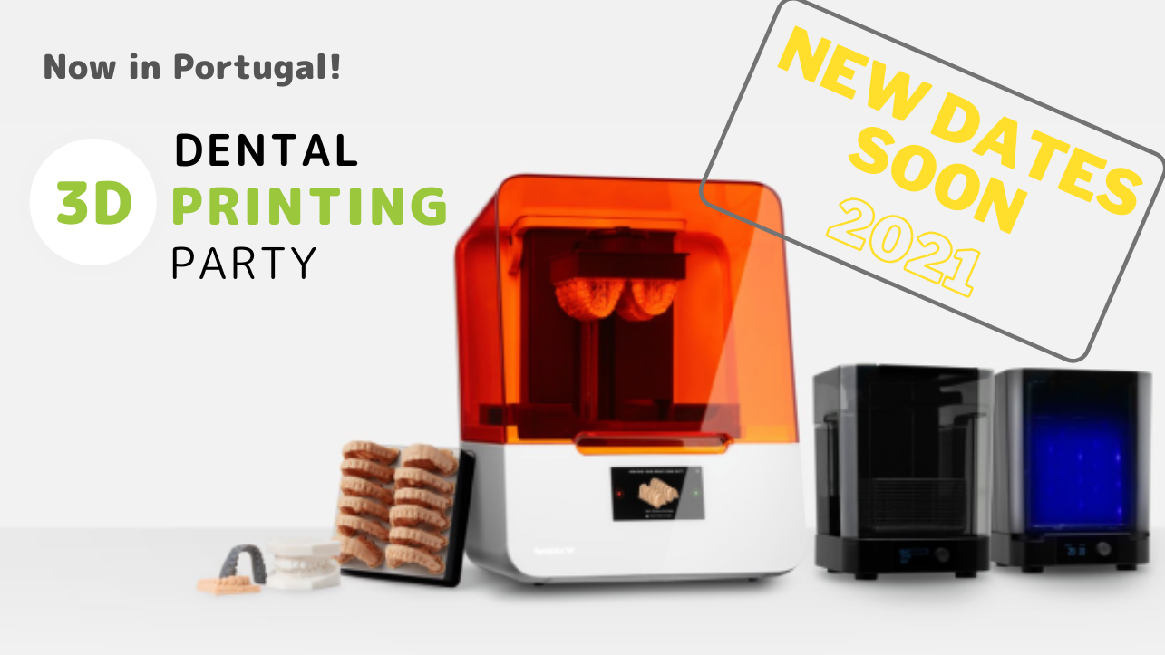 3D Printing Party Portugal 2021